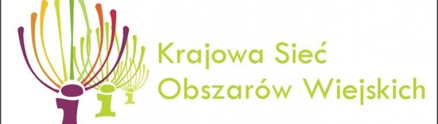 Logo Krajowej Sieci Obszarów Wiejskich