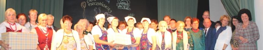 II miejsce na podium w konkursie kulinarnym KGW Goczałkowice Kliknięcie w obrazek spowoduje wyświetlenie jego powiększenia