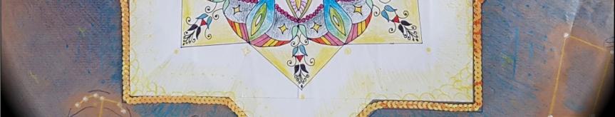 MANDALA - wystawa artystyczna w galerii Starego Dworca Kliknięcie w obrazek spowoduje wyświetlenie jego powiększenia