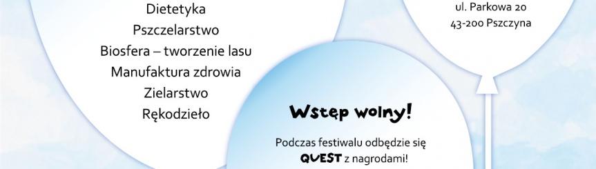 III Edycja Festiwalu POLEKU slow life po naszymu! Kliknięcie w obrazek spowoduje wyświetlenie jego powiększenia