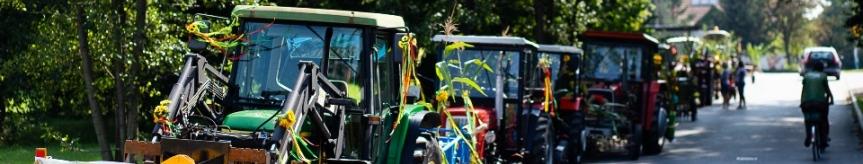 Dożynki Gminne 2019 - czyli słów kilka o tym, co działo się w trakcie tegorocznego święta rolników Kliknięcie w obrazek spowoduje wyświetlenie jego powiększenia