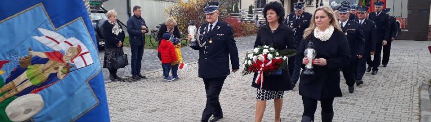 Święto Niepodległości w Goczałkowicach Kliknięcie w obrazek spowoduje wyświetlenie jego powiększenia