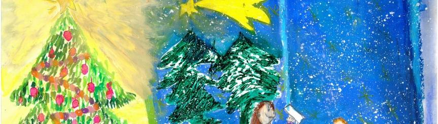 Rozstrzygnięcie Konkursu Święta Bożego Narodzenia w moim domu, gminie, regionie Kliknięcie w obrazek spowoduje wyświetlenie jego powiększenia