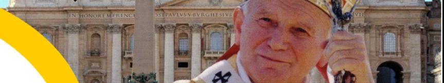 Santo Subito - Rodzinny Quiz wiedzy o Janie Pawle II Kliknięcie w obrazek spowoduje wyświetlenie jego powiększenia
