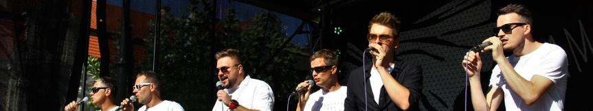 Festiwal Róż - koncert zespołu AVOCADO Kliknięcie w obrazek spowoduje wyświetlenie jego powiększenia